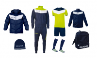 Givova Campo Full Training Kit Deal
